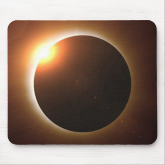 Mousepad Eclipse solar total