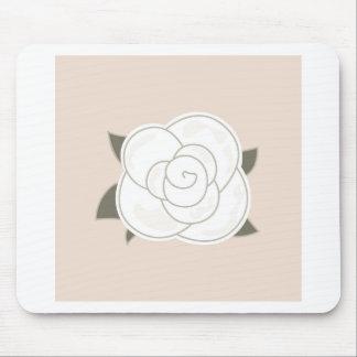 Mousepad Eco do marrom do rosa do design