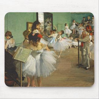 Mousepad Edgar Degas a classe de dança