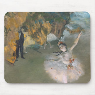 Mousepad Edgar Degas   a estrela, ou dançarino no palco