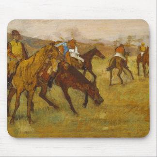 Mousepad Edgar Degas - antes da raça