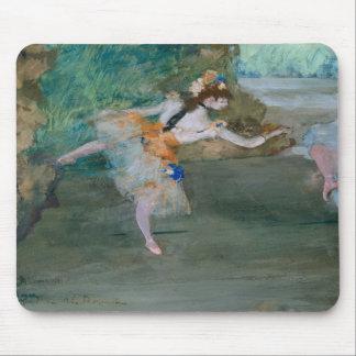 Mousepad Edgar Degas - dançarino em palco
