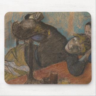 Mousepad Edgar Degas - Milliner