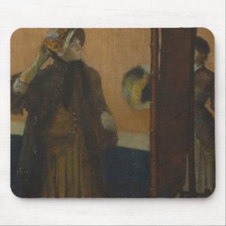Mousepad Edgar Degas - no Milliner