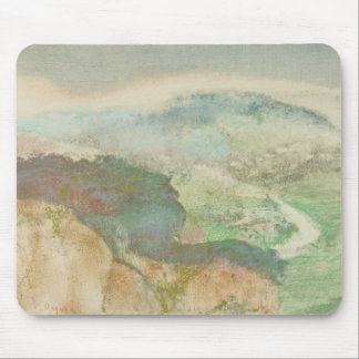 Mousepad Edgar Degas - paisagem