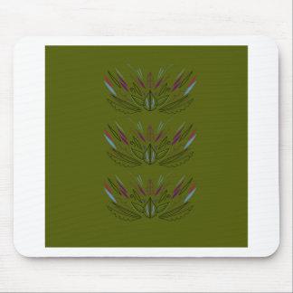 Mousepad Edição do verde de azeitonas