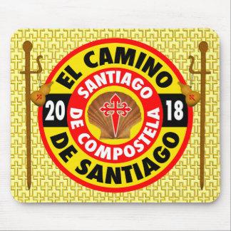 Mousepad EL Camino de Santiago 2018