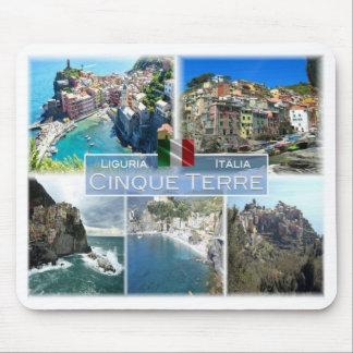 Mousepad ELE Italia - Liguria - Cinque Terre - Corniglia -