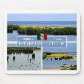 Mousepad ELE Italia - Vêneto - Porto Tolle - Lagune -