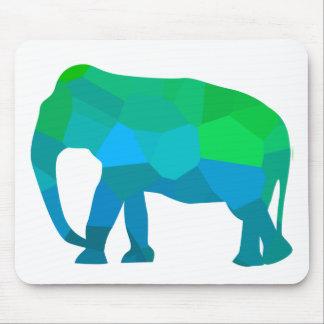 Mousepad Elefante 1 do mosaico