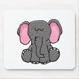 Mousepad Elefante bonito