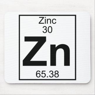 Mousepad Elemento 030 - Zn - zinco (cheio)