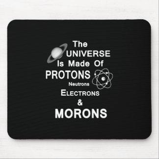 Mousepad Elétrons e parvos dos nêutrons dos protão