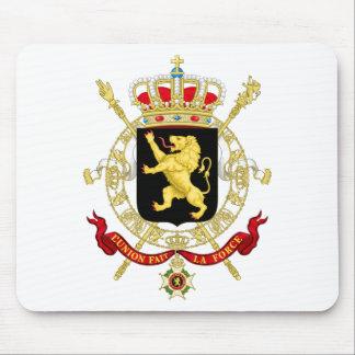 Mousepad Emblema belga - brasão de Bélgica