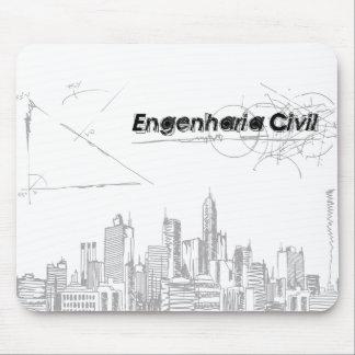 Mousepad Engenharia Civil