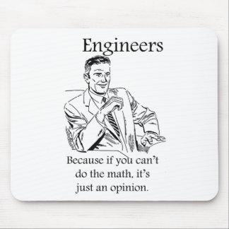 Mousepad Engenheiros - se você não pode fazer o tapete do