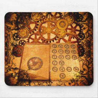 Mousepad Engrenagens de Steampunk do Grunge