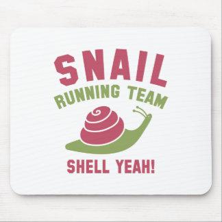 Mousepad Equipe Running do caracol