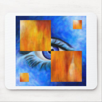 Mousepad Ersebiossa V1 - olho escondido