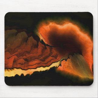 Mousepad Erupção vulcânica