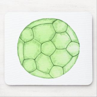 Mousepad Esboço 2 da bola de futebol
