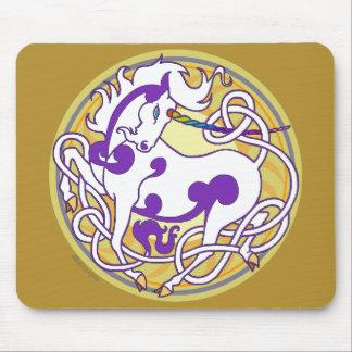 Mousepad Escritório 2014 do vison: Unicórnio Mouspad -