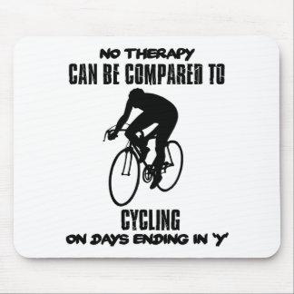 Mousepad esfrie e tendendo o DESIGN do ciclismo