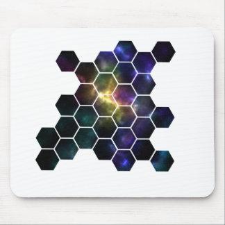 Mousepad espaço geométrico