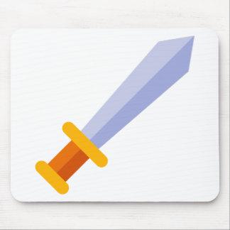 Mousepad Espada forte