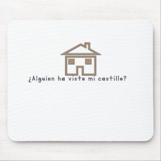 Mousepad Espanhol-Castelo