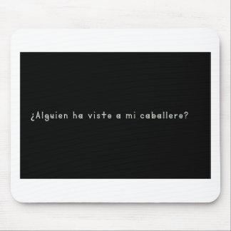Mousepad Espanhol-Cavaleiro