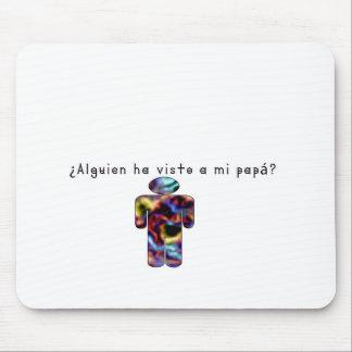 Mousepad Espanhol-Pai