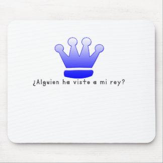 Mousepad Espanhol-Rei