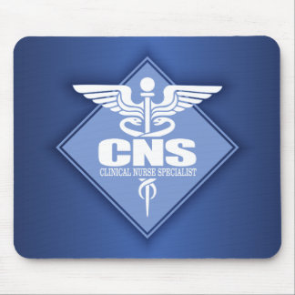 Mousepad Especialista clínico da enfermeira do CNS