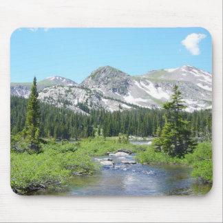 Mousepad Esplendor da montanha de Colorado