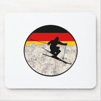 Mousepad Esqui Alemanha
