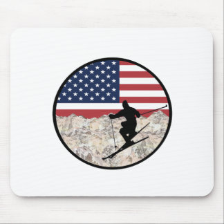 Mousepad Esqui América
