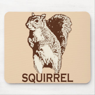 Mousepad esquilo