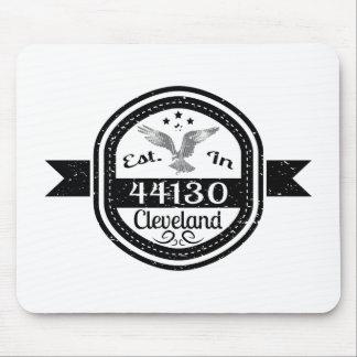 Mousepad Estabelecido em 44130 Cleveland