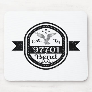 Mousepad Estabelecido na curvatura 97701