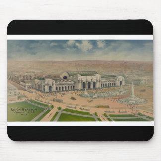 Mousepad Estação 1906 da união de Washington