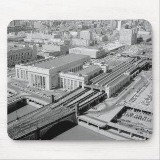 Mousepad Estação da rua da estrada de ferro de Pensilvânia