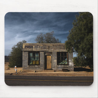 Mousepad Estação de correios abandonada em Kelso Califórnia