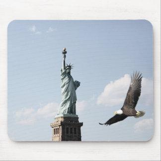 Mousepad Estátua da liberdade