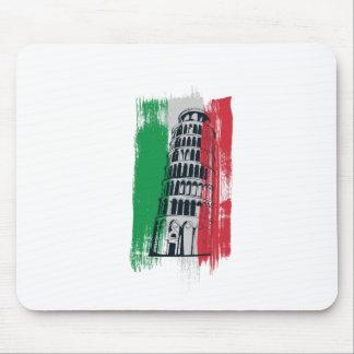 Mousepad estátua italiana do vintage