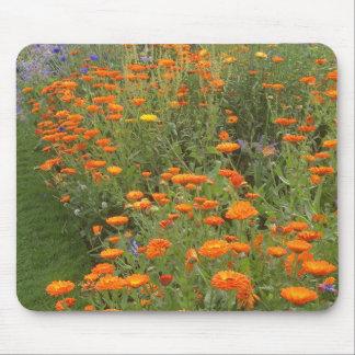 Mousepad Esteira de Mause das flores