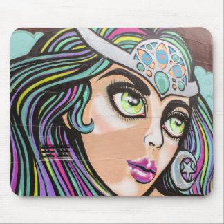 Mousepad Esteira do rato de /grafitti da arte da rua