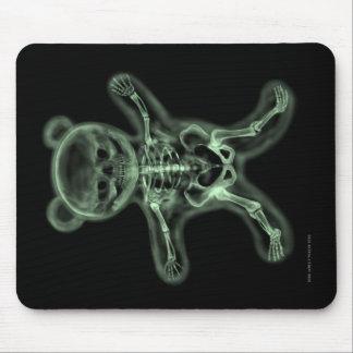 Mousepad esteira do rato do urso de ursinho do pop art do