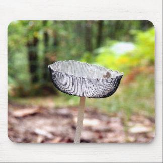 Mousepad Esteira plissada do rato do cogumelo de Inkcap