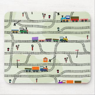 Mousepad Estrada de ferro
